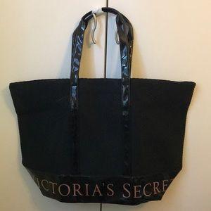 Victoria's Secret Mesh Weekender Tote Bag
